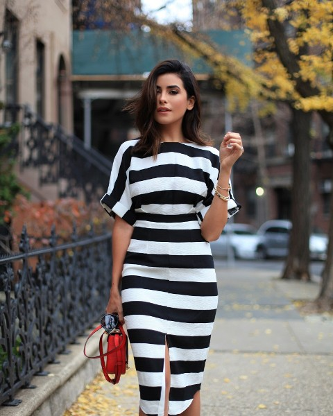 6 Fashion Pieces You Must Own If You Love Stripes 1