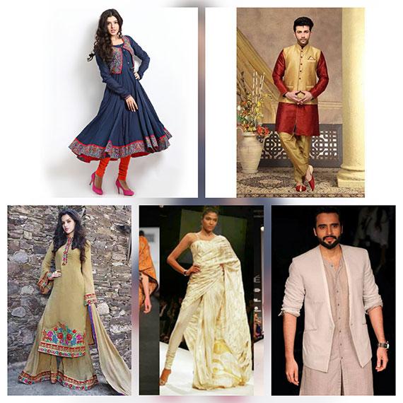 5 Fashion Trends during Dusshera 1