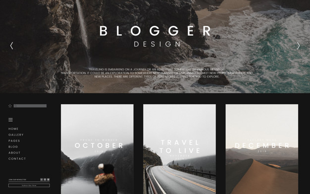 photography-website-template