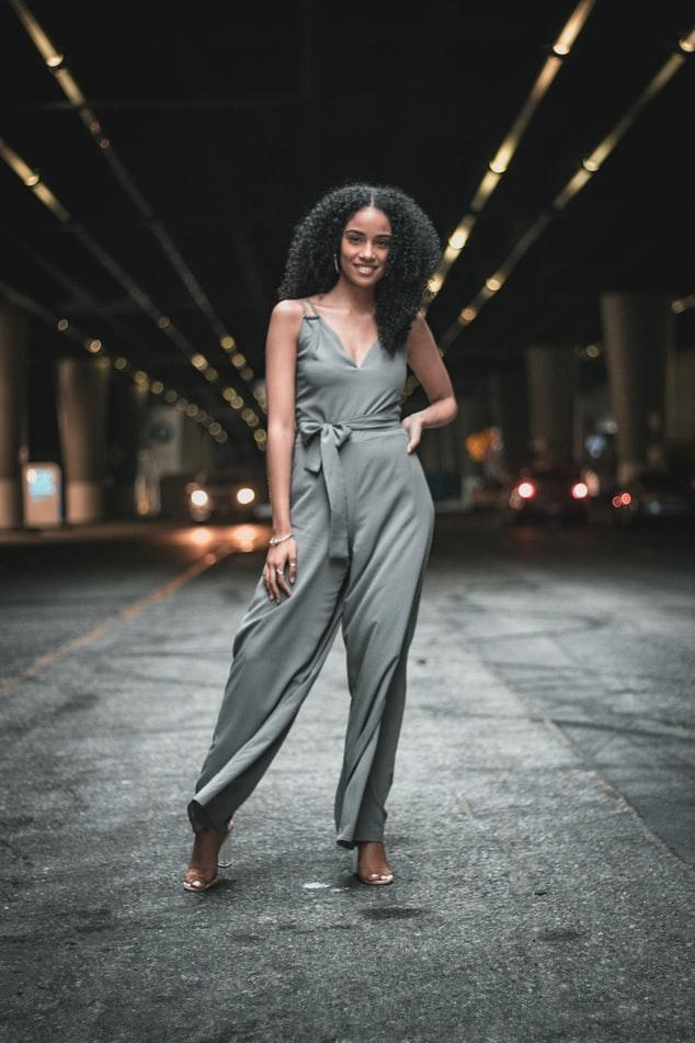 fashion model portfolio